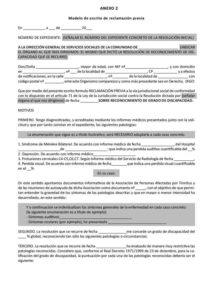 MANUAL PRÁCTICO DE AYUDA PARA SOLICITAR UNA REVISIÓN DEL GRADO DE ...